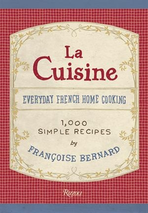 Click here for more details or to buy La Cuisine