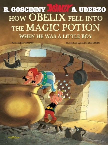 Click here for more details or to buy How Obelix Fell Into The Magic Potion