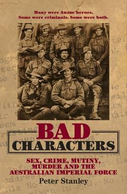 Click here to buy Bad Characters