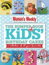 Click here for more details or to buy the Bumper Book of Kids Birthday Cakes