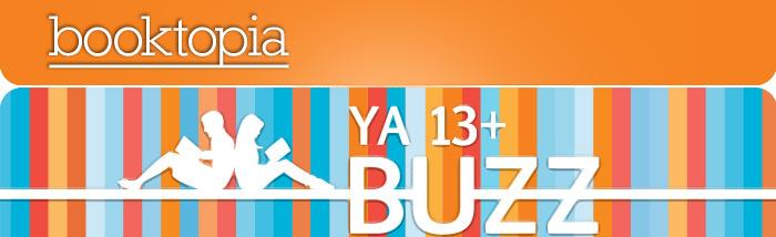 Booktopia YA Buzz