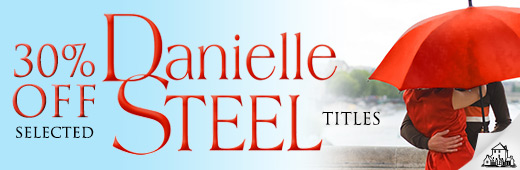 Click here for 30% off selected Danielle Steel books