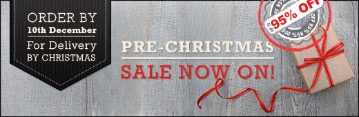 Click here to browse our Pre-Christmas Sale titles