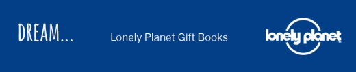 Click hete to browse our Lonely Planet gift books