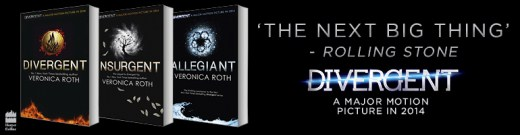 Click here to view The Divergent Trilogy Adult Editions