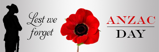 Click here to browse our Anzac History titles