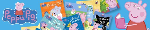 Click to browse our Peppa Pig collection