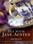 a beautifully put together little hardback, sharing tea and text for Austen lovers