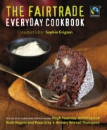 Click to buy The FairTrade Everyday Cookbook