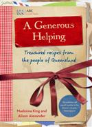 REcipes and stories from Queensland flood victims, with proceeds to flood relief