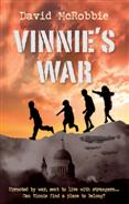 Click here for more details or to buy Vinnie's War