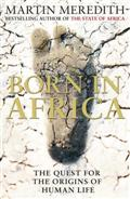 Click for more detail or to buy Born In Africa