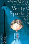 Click for more detail or to buy The Truth About Verity Sparks