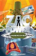 Click here for more details or to buy Zac Power: The Undercover Files