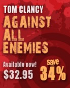 New Tom Clancy book at a brilliant price