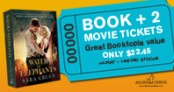 Book and movie tickets at a brilliant low price