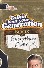 Click for more detail or to buy Talkin' Bout Your Generation