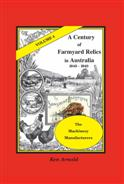 Click for more detail or to buy A Century of Farmyard Relics in Australia