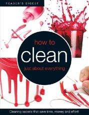 click here for more details or to buy How To Clean Just About Anything