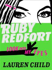 Click here for more details or to buy Ruby Redfort: Look into my Eyes