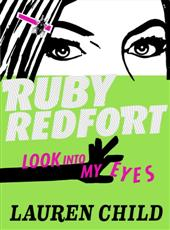 Click for more detail or to buy Ruby Redfort Look Into My Eyes