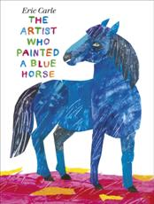 Click here for more details or to buy The Artist Who Painted a Blue Horse