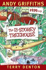 Click here for more details or to buy The 13 Storey Treehouse