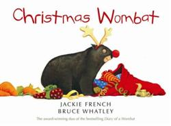 Click for more detail or to buy Christmas Wombat