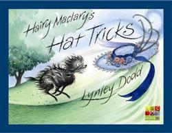 Click here for more details or to buy Hairy Maclary's Hat Tricks
