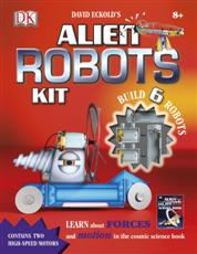 Click here for more details or to buy The Alien Robots Kit