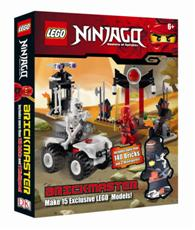 Click here for more details or to buy LEGO Brickmaster: Ninjago