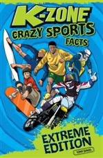 Click for more detail or to buy K-Zone Crazy Sport Facts
