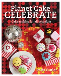 Click for more detail or to order Planet cake Celebrate