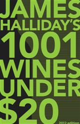 Click for more detail or to order James Halliday's 1001 Wines Under $20