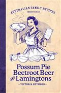 Click for more detail or to order Possum Pie Beetroot Beer and Lamingtons