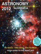Click for more detail or to order Astronomy 2012 Australia