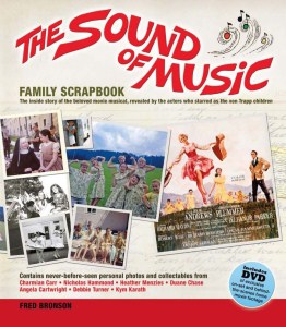 Click here for more details or to buy The Sound of Music Family Scrapbook