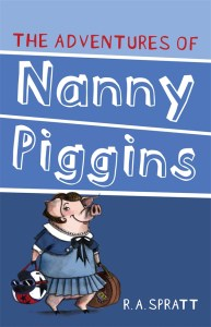 click here for more details or to buy The Adventures Of Nanny Piggins Book 1