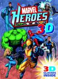 Click for more detail or to order Marvel: 3D Heroes