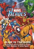 Click for more detail or to order Marvel: Marvel Heroes Glow in the Dark Boxed Set