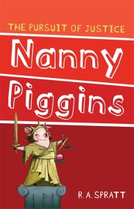 Click here for more details or to buy Nanny Piggins and the Pursuit of Justice Book 6