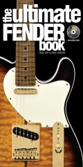 Click for more detail or to order The Ultimate Fender Book