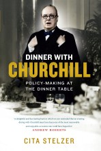 Click for more detail or to order Dinner with Churchill