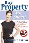 Click for more detail or to order Buy Property Not Shoes