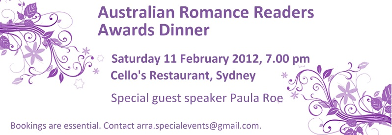 ARRA Awards banner 2012