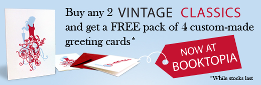 Vintage Classics free gift with purchase - go here for details