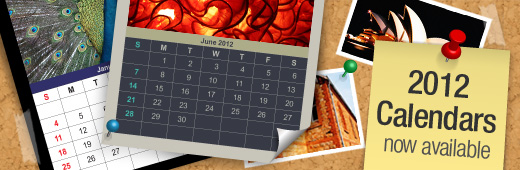Click here to broswe our collection of calendars
