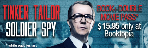 Tinker Tailor Soldier Spy book and movie pass details here