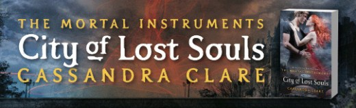 Click here to order City of Lost Souls