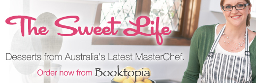 The Sweet Life - Newsletter Banner